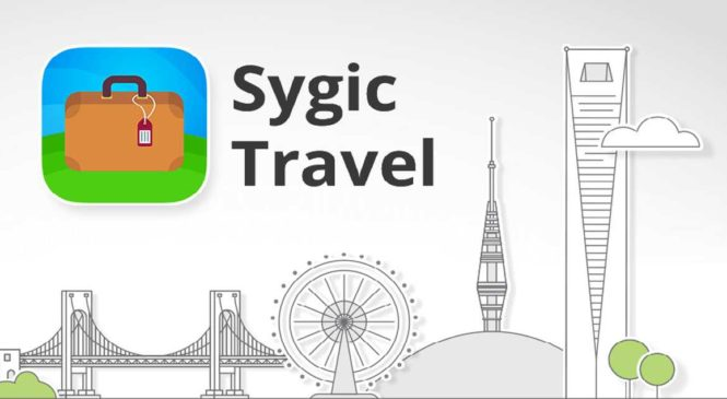 Sygic Travel : Une application pour organiser de A à Z son voyage