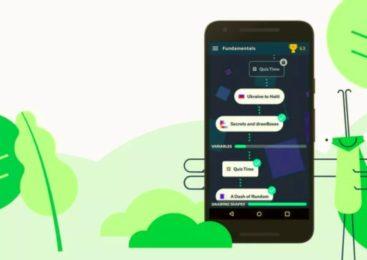 Grasshopper : Google lance une application pour apprendre le javascript