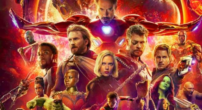 Avengers 3 Infinity War (Streaming HD, Bande-annonce, Netflix)