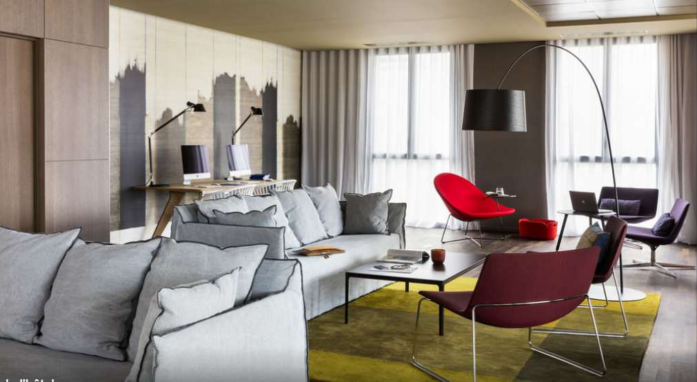 mon avis sur l 39 okko hotels rueil malmaison. Black Bedroom Furniture Sets. Home Design Ideas