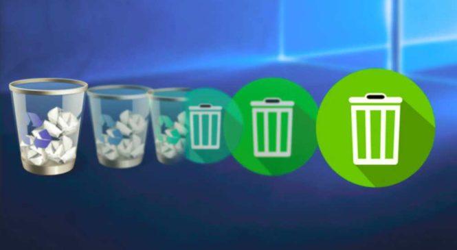 Comment changer vos icônes sur Windows 10 ?