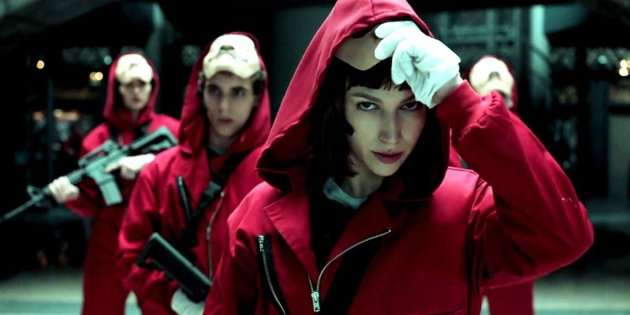La Casa De Papel Saison 3 Streaming Netflix