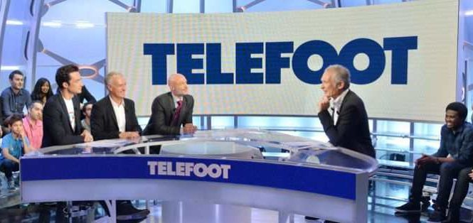 Regarder l'émission Telefoot en direct streaming sur TF1