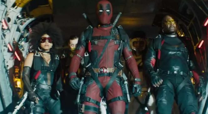 Voir Deadpool 2 en Streaming VF