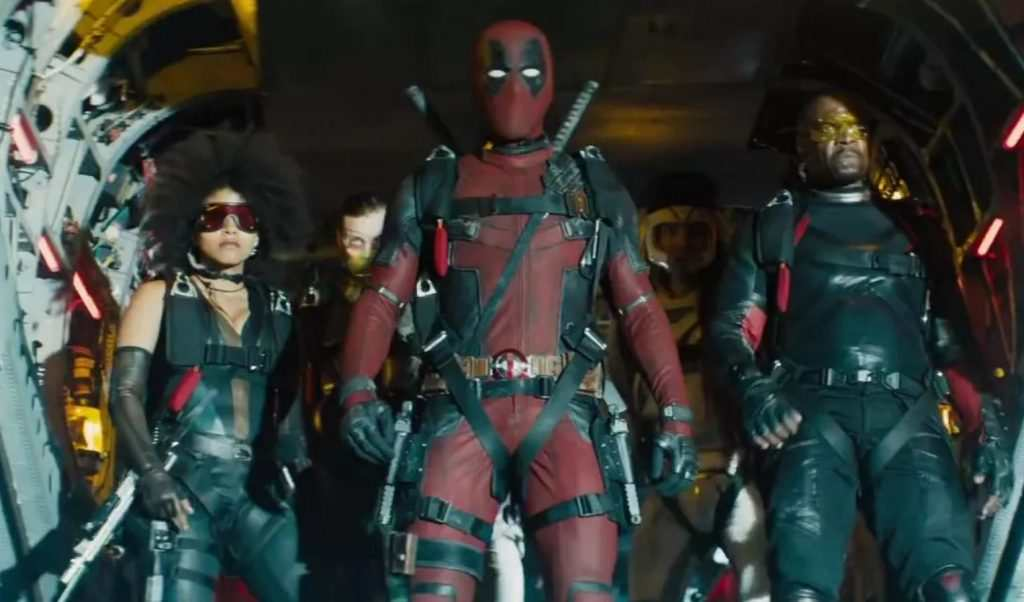 Stream Deadpool 2