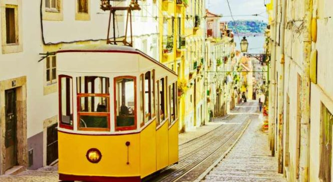 Top 5 Des Lieux À Visiter À Lisbonne + Bonus