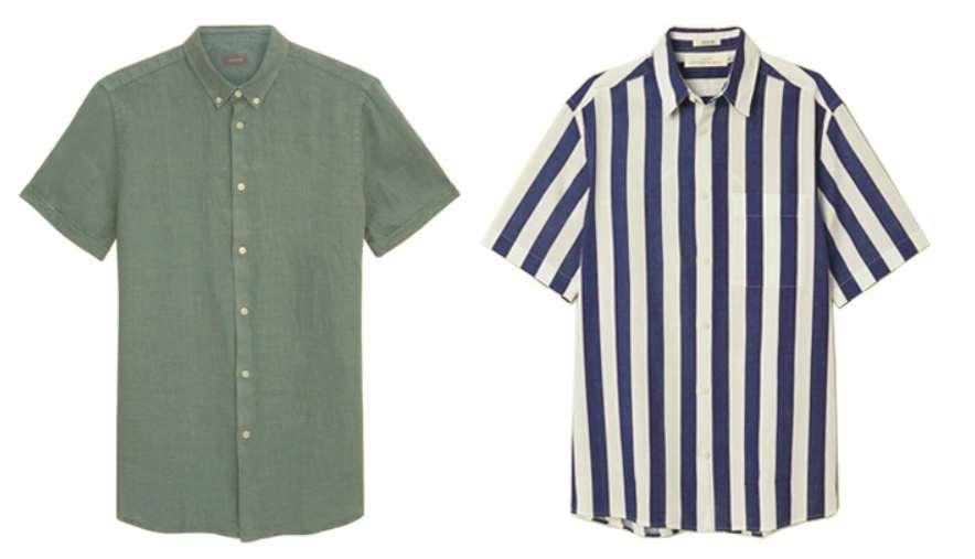 hommes 10 styles les chemises de pour pqXrqvw