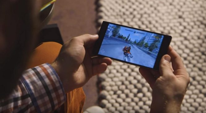 Razer Phone : Un smartphone Android pour les gamers