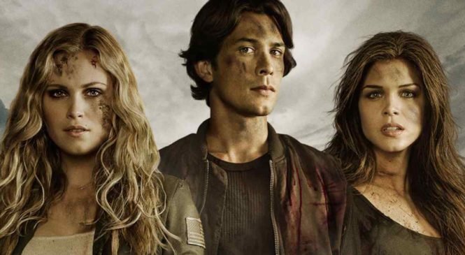 The 100 saison 4 et 5 (Streaming Netflix 2018-2019)