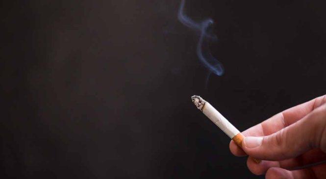 Quelle est la différence entre des poumons fumeurs et non fumeurs ?