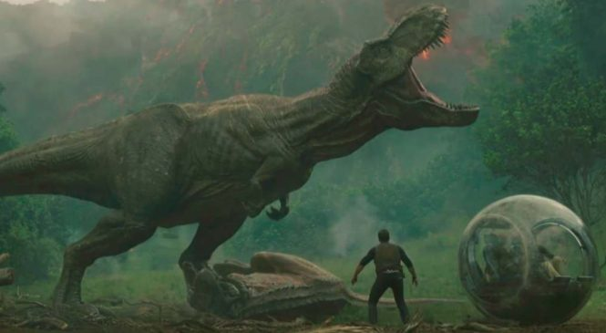 Jurassic World 2 Fallen Kingdom (Bande-annonce, Streaming etc.)