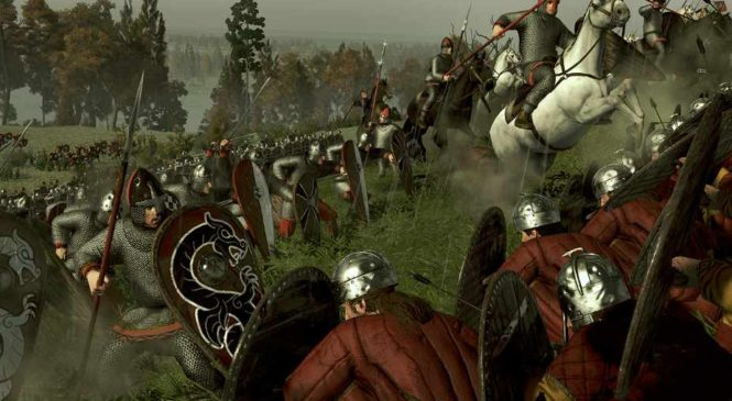 Test : A Total War Saga : Thrones of Britannia