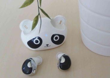Des écouteurs bluetooth pour les fans de Panda