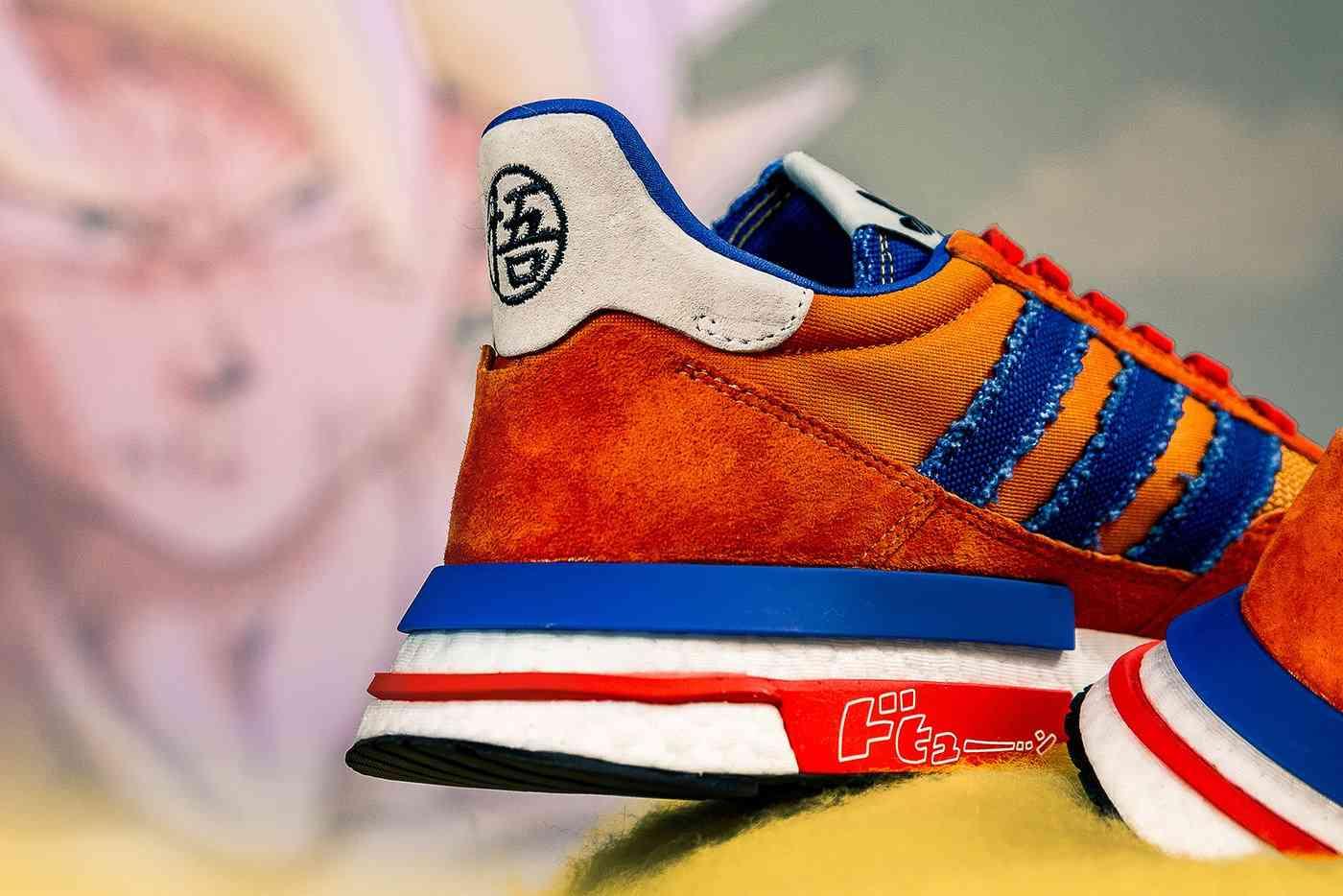 Sneakers Les Officielles Dragon Ball AdidasVoici xeCBdor