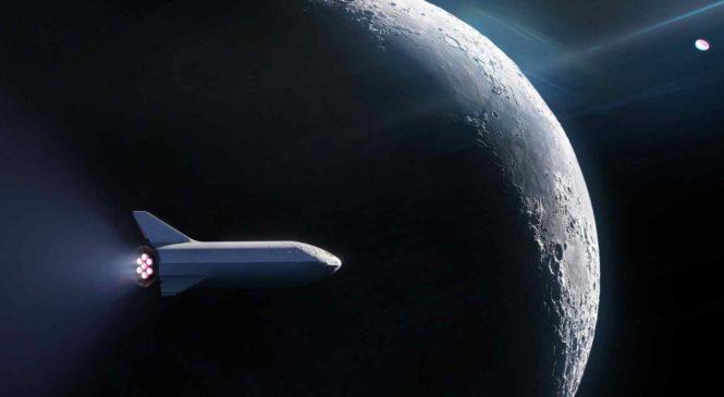SpaceX : Un premier passager a réservé son voyage sur la Lune