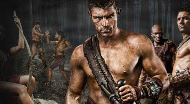 Spartacus : Série immanquable si vous aimez les gladiateurs
