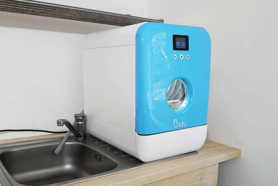 bob le mini lave vaisselle technologique qu 39 il vous faut. Black Bedroom Furniture Sets. Home Design Ideas