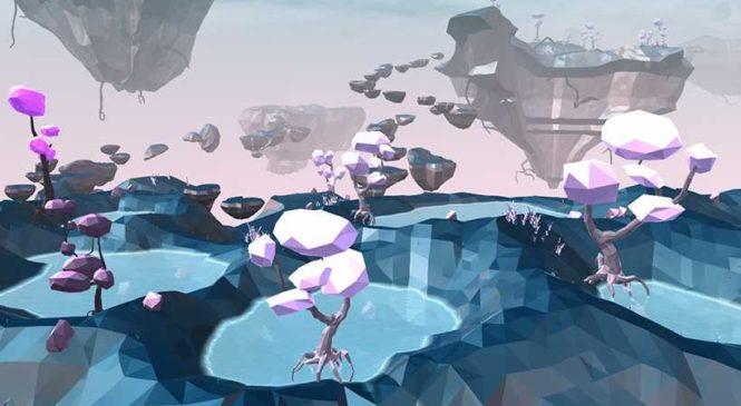 A Song in the Void : Un jeu où tout est lié à la musique