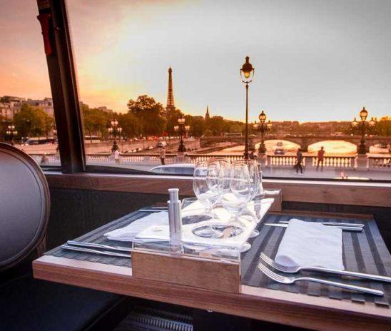 Les meilleurs restaurants insolites et atypiques à Paris