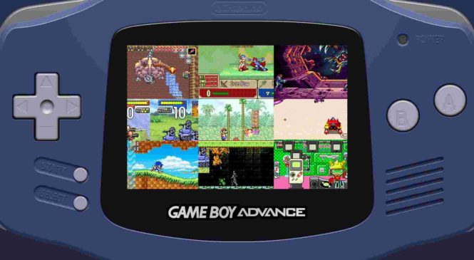 Les meilleurs jeux sur Game Boy Advance (Mes souvenirs)