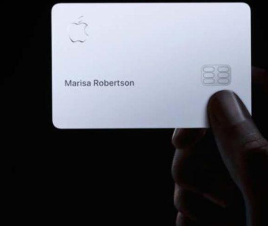 Apple Card : Toutes les infos sur cette nouvelle carte de crédit
