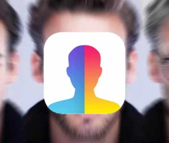 Faceapp : L'application de montage pour paraître jeune ou vieux