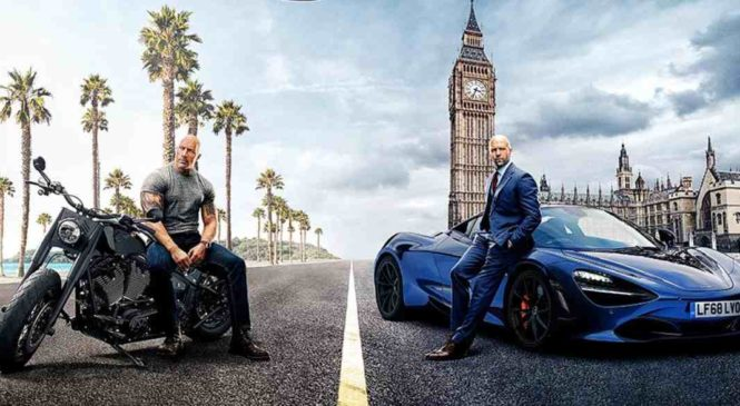 Fast and Furious: Hobbs and Shaw (2019)