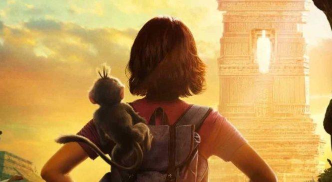 Dora et la cité perdue film 2019