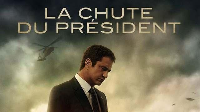 La chute du président – Film d'action 2019