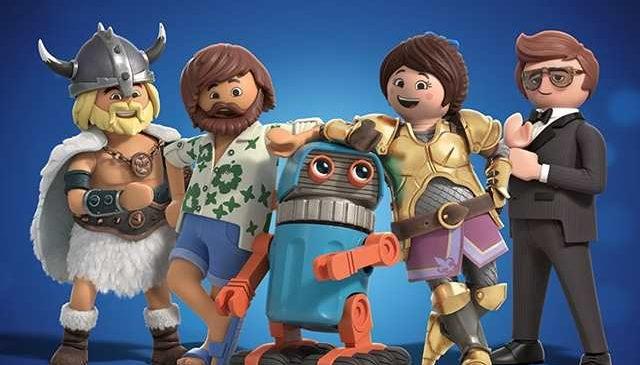 Playmobil, le film 2019