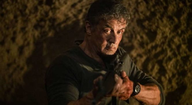 Rambo Last Blood film d'action 2019