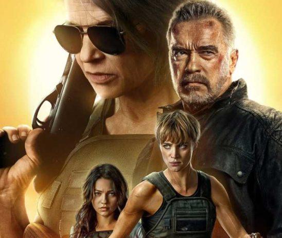 Terminator Dark Fate – Film d'action 2019
