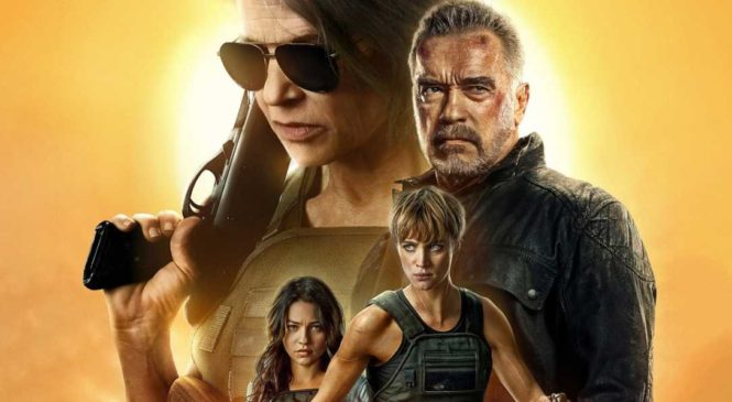 Terminator Dark Fate – Film d'action 2019