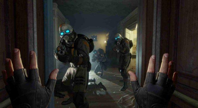 Half-Life Alyx : Découvrez le FPS en réalité virtuelle de chez Valve