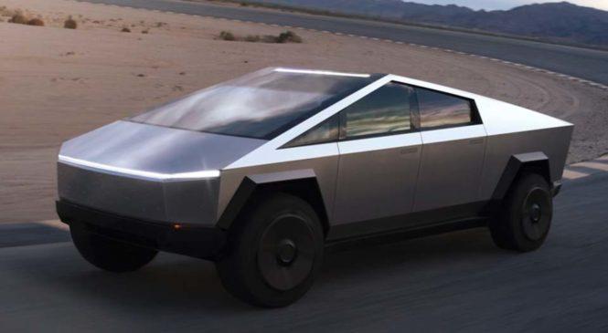 Tesla dévoile son Cybertruck (Tout ce qu'il faut savoir)