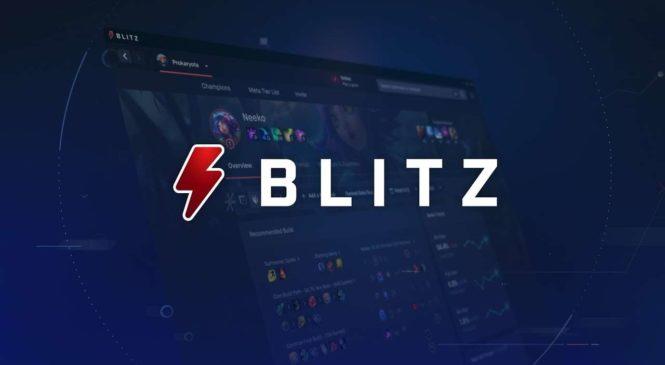 Blitz GG : Le meilleur logiciel pour progresser sur LOL
