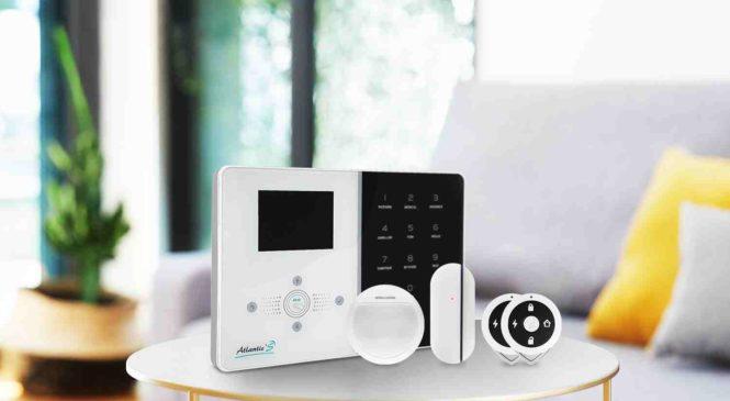IPEOS : La meilleure alarme connectée pour se protéger en 2020 ?