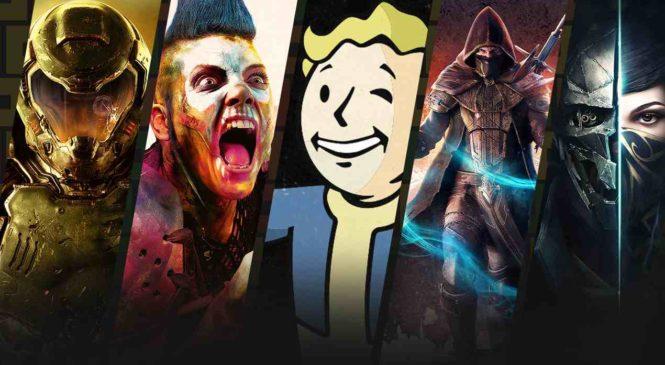 Xbox Game Pass : Les meilleurs jeux de Bethesda sont disponibles