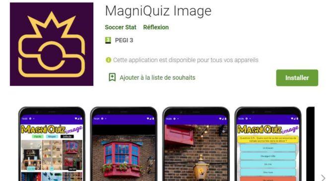 MagniQuiz, un jeu d'observation et de mémoire inédit sur Android