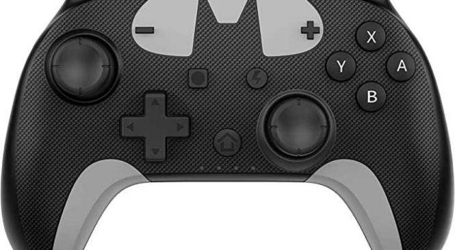 Minibird : Une manette Pop Culture pour la Nintendo Switch