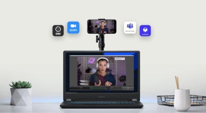 Utiliser son iPhone ou son iPad comme Webcam avec EpocCam