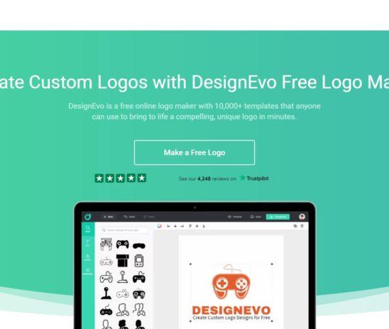 DesignEvo : Votre création de logo en moins de 5 minutes