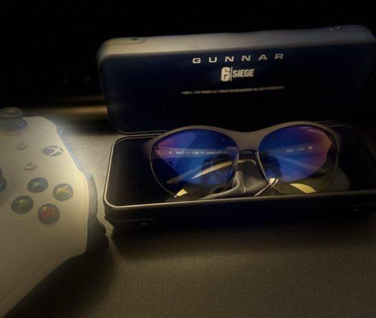 Gunnar : Des lunettes lumière bleue dédiées au gaming, mais aussi au travail de bureau