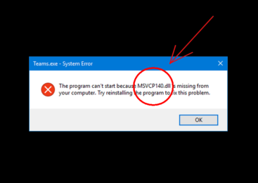Corriger toutes les erreurs liées à msvcp140.dll sur Windows